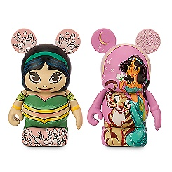 Vinylmation 3'' Figure Set  - Art of Jasmine