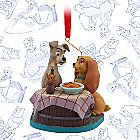 Lady and the Tramp Limited Release Sketchbook Ornament - June 2016