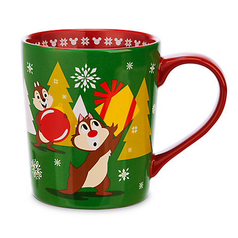 chip 39 n dale holiday mug. Black Bedroom Furniture Sets. Home Design Ideas