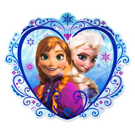 Anna and Elsa Placemat - Frozen | Dinnerware | Disney Store