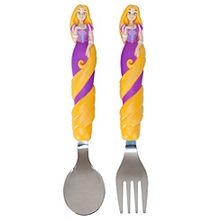 Tangled Rapunzel Flatware Set -- 2-Pc.