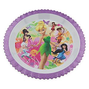 Disney Fairies Plate