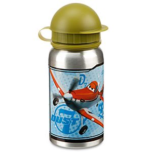 Planes Aluminum Water Bottle - Small