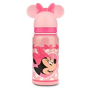 Minnie Mouse Aluminum Water Bottle - Small