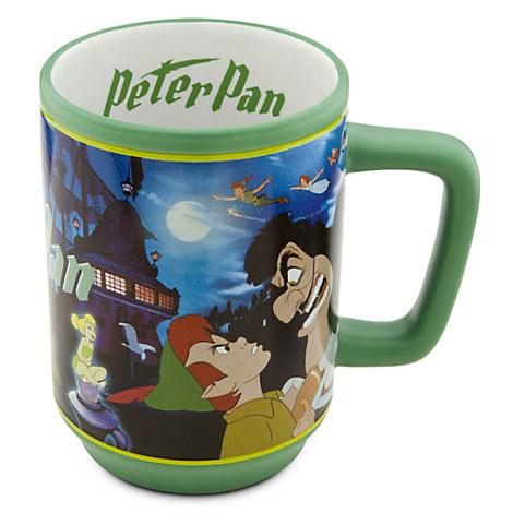 Peter Pan mug