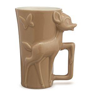 Bambi Figural Mug