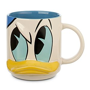 Donald Duck Dimensional Mug