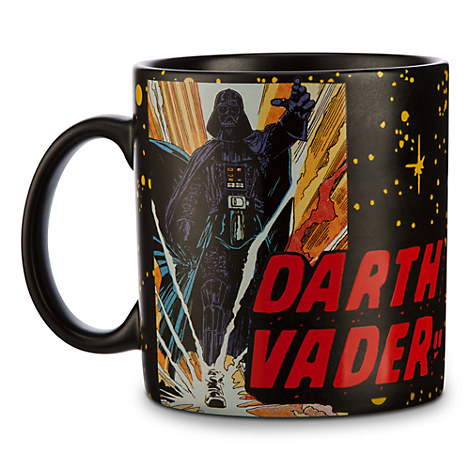 Darth Vader Comic Strip Mug - Star Wars