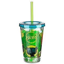 Brave Tumbler with Straw -- Small
