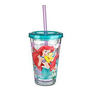 Ariel Tumbler with Straw - Small