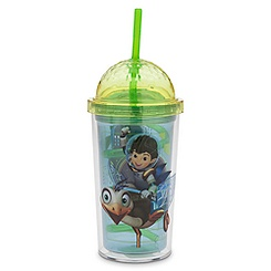 Miles from Tomorrowland Tumbler with Straw