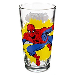 Glass Spider-Man Tumbler