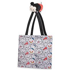 Mickey Mouse ''Tsum Tsum'' Nylon Plush Bag