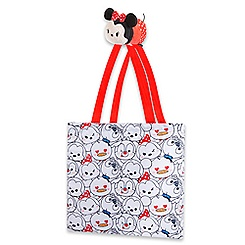 Minnie Mouse ''Tsum Tsum'' Nylon Plush Bag