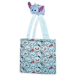 Stitch ''Tsum Tsum'' Nylon Plush Bag
