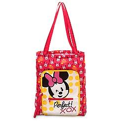 Minnie Mouse MXYZ Foldable Nylon Bag