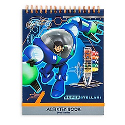 Miles from Tomorrowland Activity Book