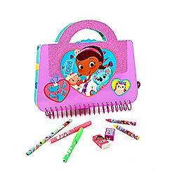 Doc McStuffins Fun on the Run Art Pack