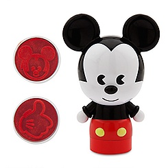 Mickey Mouse MXYZ Figural Stamp