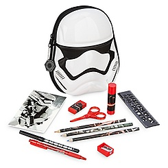 Star Wars: The Force Awakens Zip-Up Stationery Kit