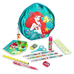 Ariel Zip-Up Stationery Kit