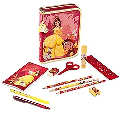 Belle Zip-Up Stationery Kit
