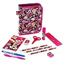 Minnie Mouse Zip-Up Stationery Kit