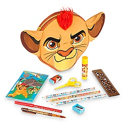 The Lion Guard Zip-Up Stationery Kit