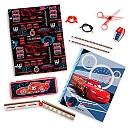 Lightning McQueen Stationery Supply Kit