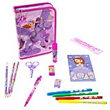 Sofia the First Zip-Up Stationery Kit