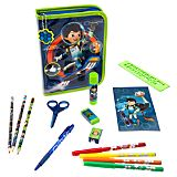 Miles from Tomorrowland Zip-Up Stationery Kit