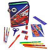 Cars Zip-Up Stationery Kit
