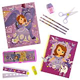 Sofia the First Stationery Supply Kit