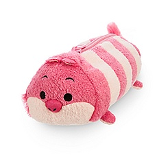 Cheshire Cat ''Tsum Tsum'' Plush Pencil Case - 8''