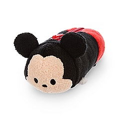 Mickey Mouse ''Tsum Tsum'' Plush Pencil Case - 8''