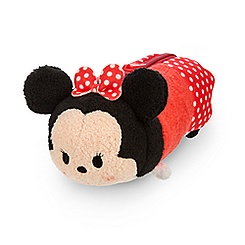 Minnie Mouse ''Tsum Tsum'' Plush Pencil Case - 8''