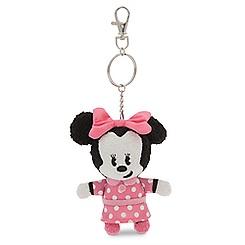 Minnie Mouse MXYZ Plush Keychain