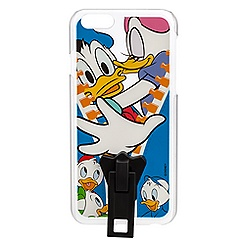Donald Duck and Friends Zip iPhone 6 Case