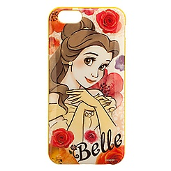 Belle Sketch iPhone 6 Case