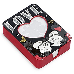 Mickey and Minnie Mouse Notepad Set - ''I Love Mickey'' Collection