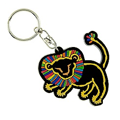 The Lion King: The Broadway Musical Simba Keychain