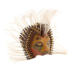 The Lion King: The Broadway Musical Simba Ornament