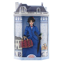 Mary Poppins: The Broadway Musical Mary Poppins Doll