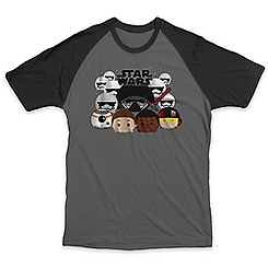 Star Wars: The Force Awakens ''Tsum Tsum'' Tee for Adults - Limited Release