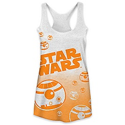 BB-8 ''Tsum Tsum'' Tank Tee for Women - Star Wars - Limited Release