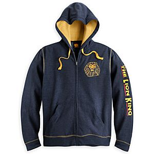 The Lion King: The Broadway Musical Zip Hoodie for Adults