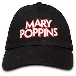 Mary Poppins on Tour Baseball Cap for Adults
