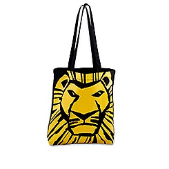The Lion King: The Broadway Musical Canvas Tote