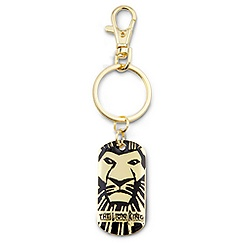 Mufasa Key Ring - The Lion King The Broadway Musical