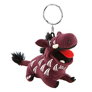 Pumbaa Plush Key Ring - The Lion King: The Broadway Musical